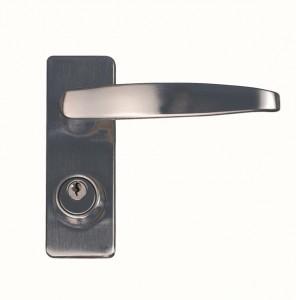 BLIY-LH-610-AB-Mortise-Bedroom-Lock