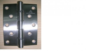 ASI 127x89x3mm SUS316 Hinge with 2BB