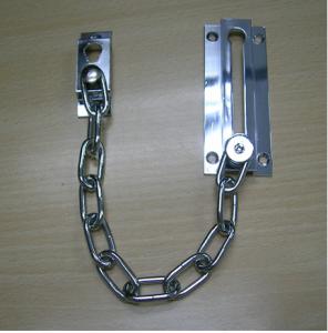 BLIY DG-006 Chrome Security Chain