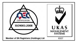 QEC ISO9001-2008 ukas